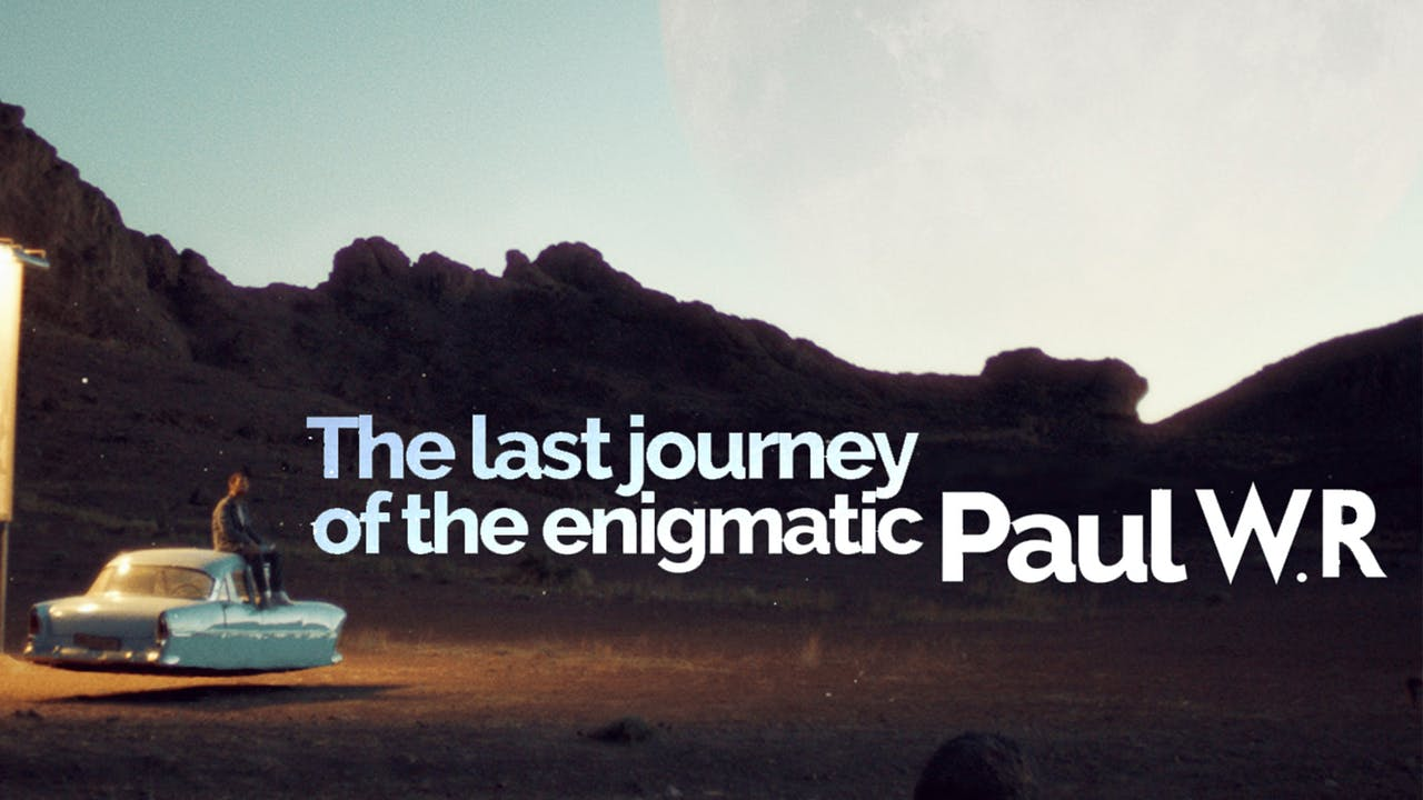 Last Journey Of The Enigmatic Paul W.R