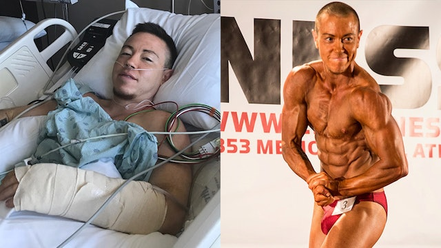 Trans Bodybuilder Has Phalloplasty Surgery