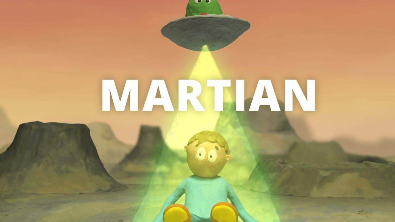 Watch Martian Full Movie Online