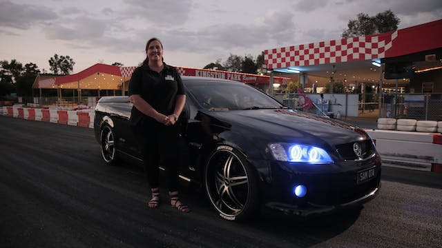 Divorcee Builds Joker UTE To Prove Ex...