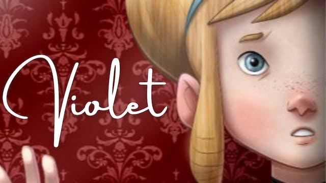 Watch Violet Movie Online – Haunted