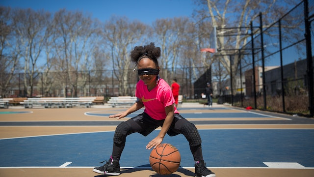 The 8-Year-Old Basketballer Shooting For The Stars