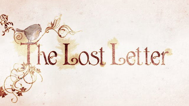 The Lost Letter - Story of a Young Boy