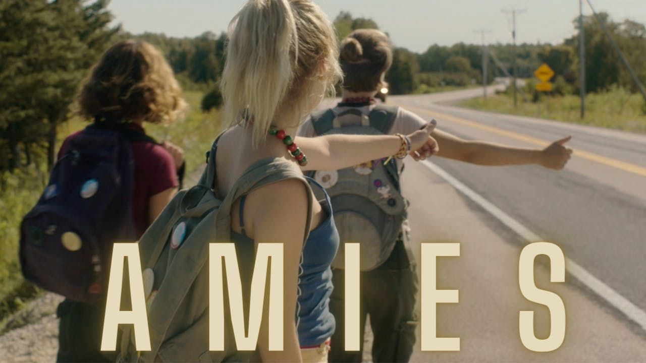 AMIES - GIRLFRIENDS (2018)