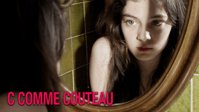 C comme couteau - C as a cut -  Brother and Sister Quarrel