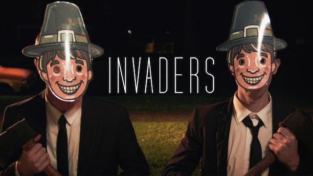 Invaders - Thanksgiving Spirit Comes ...