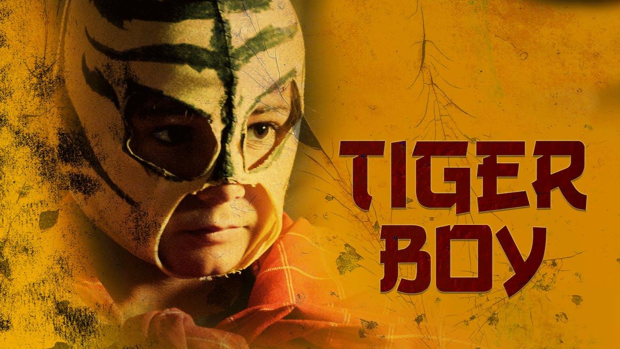 Watch Tigerboy Movie Online – Matteo Story