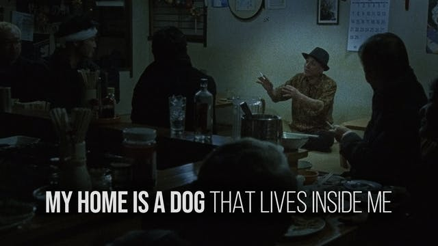 My Home Is A Dog That Lives Inside Me