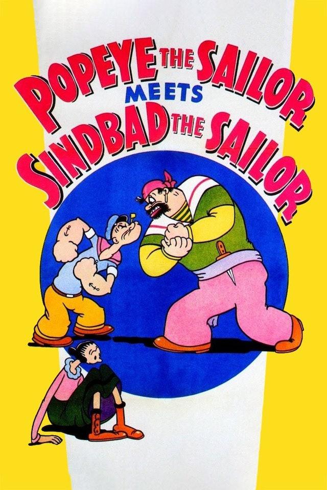 Popeye the Sailor Meets Sindbad the Sailor 1936