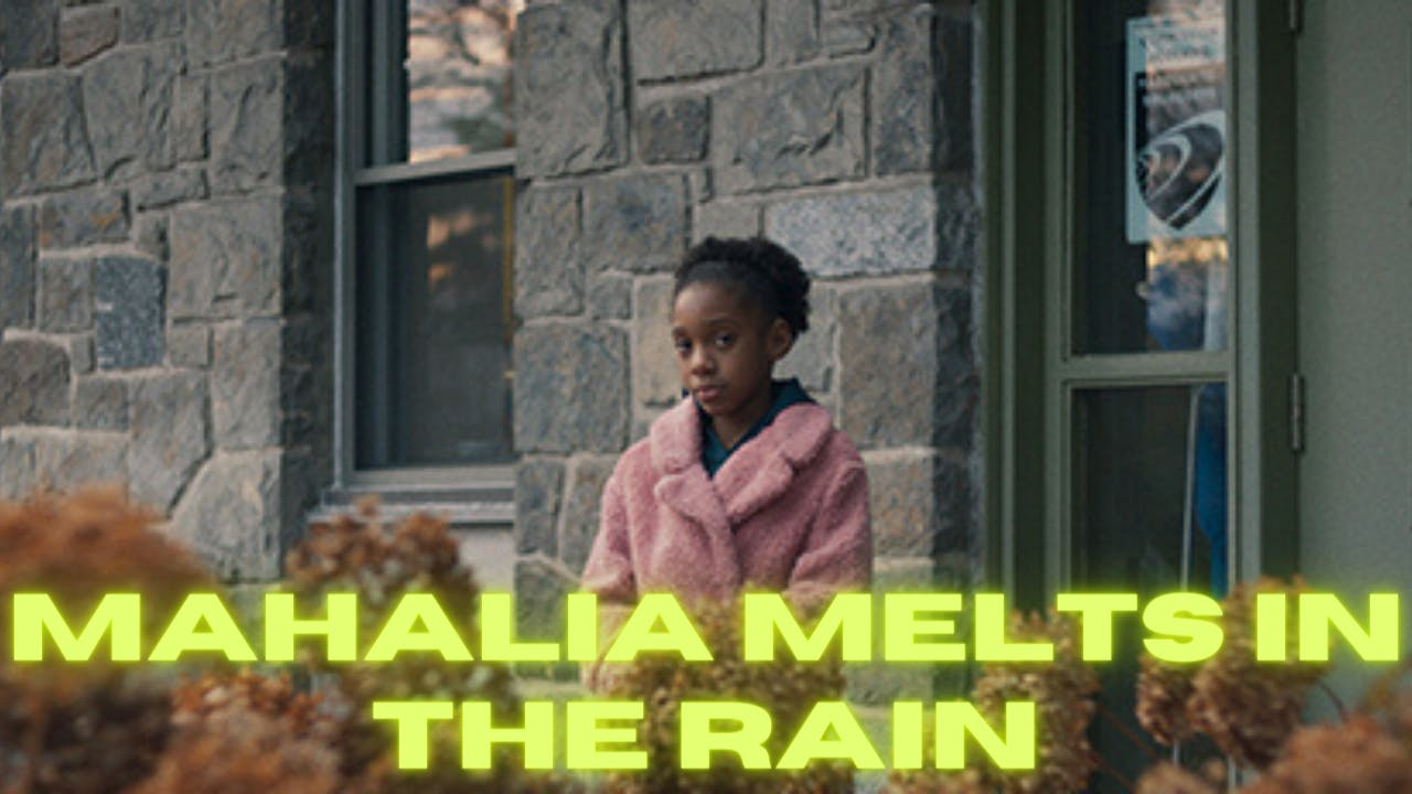 Mahalia Melts In The Rain