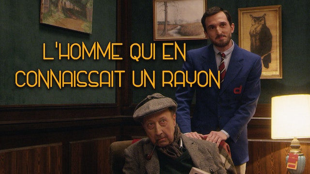 L'homme qui en connaissait un rayon ( THE MAN WHO KNEW A LOT ) -  Employee Life
