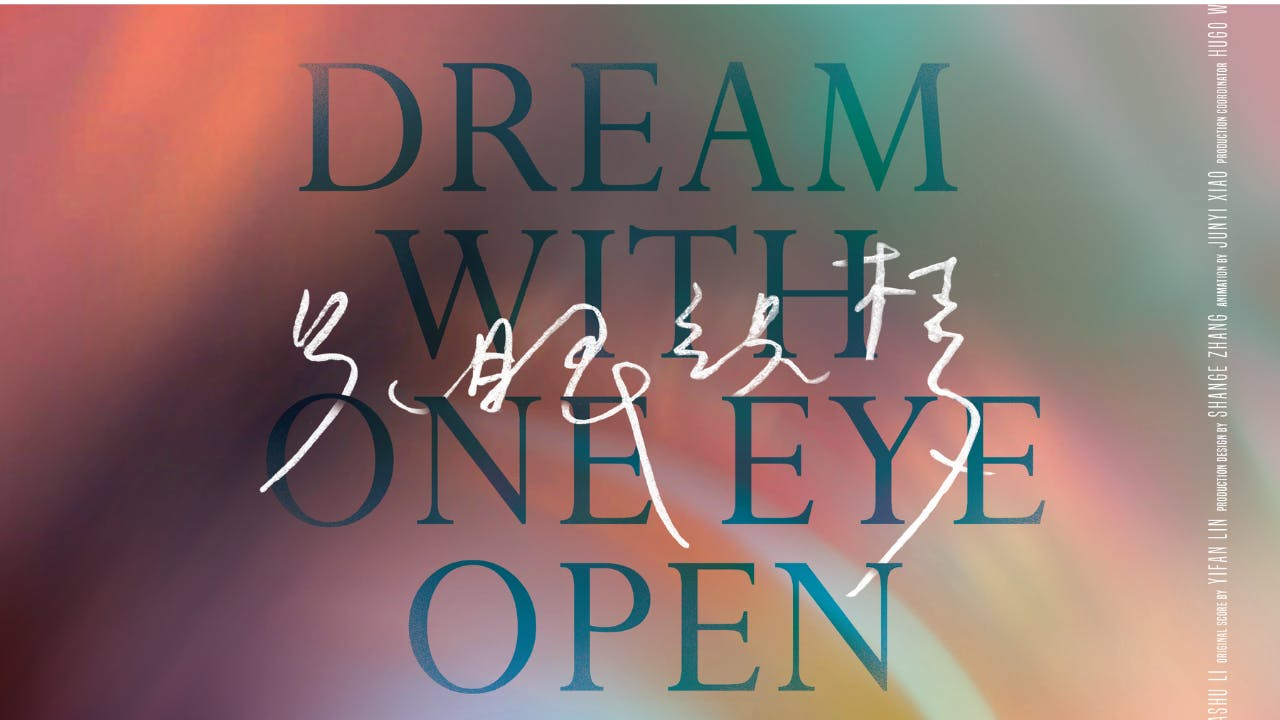 Dream With One Eye Open