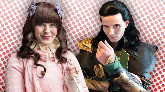 Lolita Or Loki Comic Book Artist Identifies As Both Female And Male