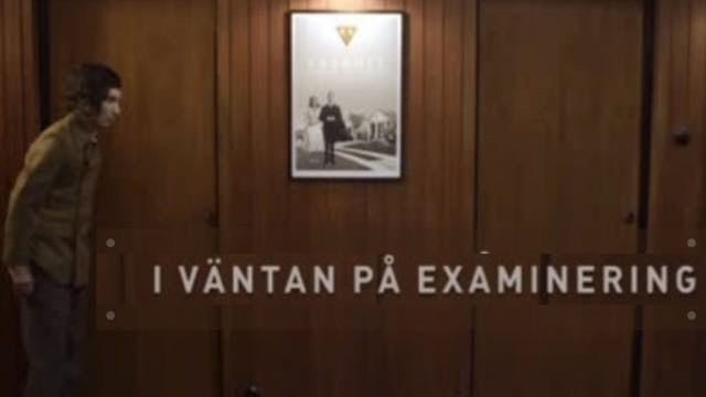 Awaiting Examination - Swedish Drama by Elisabeth