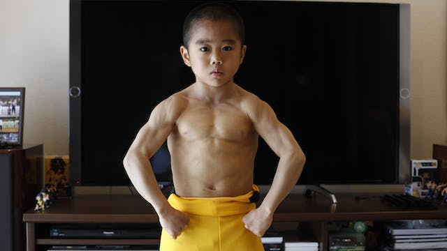 Meet The Mini Bruce Lee _ Kick-Ass Kids