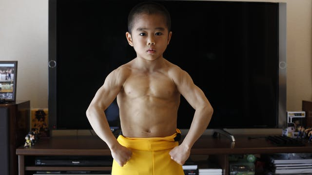 Meet The Mini Bruce Lee _ Kick-Ass Kids