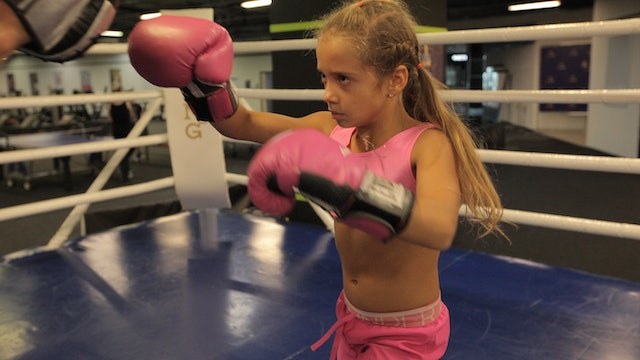 The Knockout Boxer Who's Only 9 - Story of Little Champion