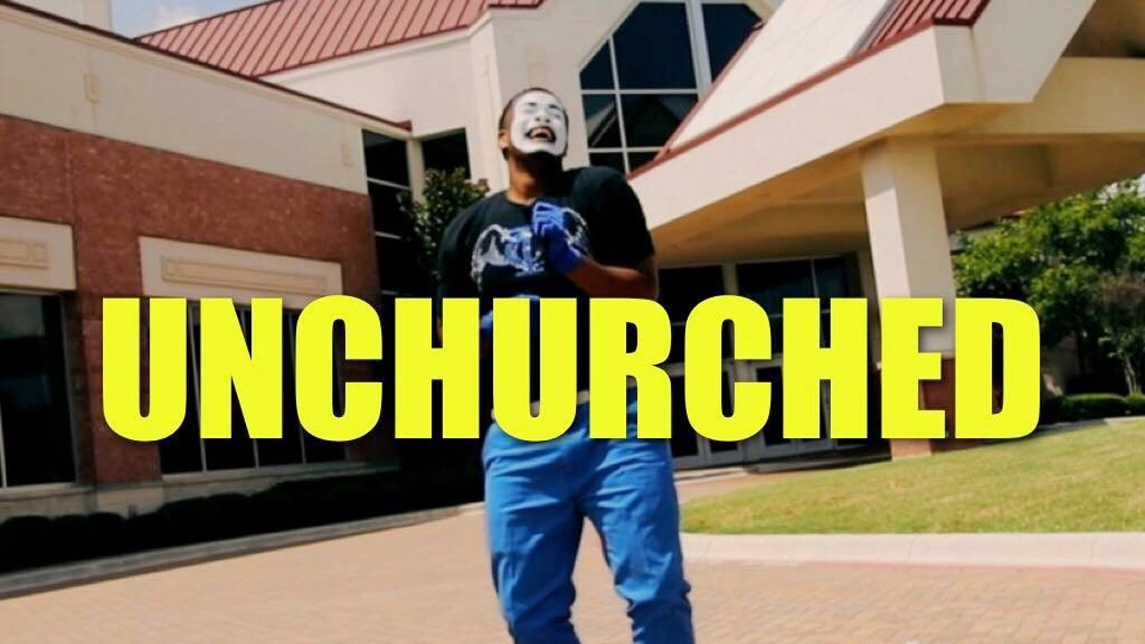 Official Mime Video Unchurched FULL VIDEO