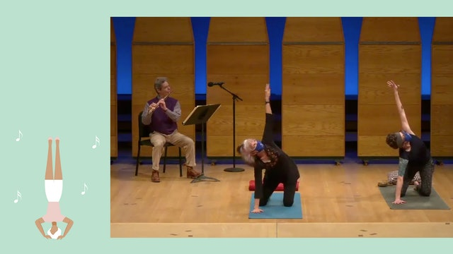 Yoga Break: Open the Heart