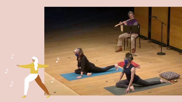 Yoga Break: Relax the Body