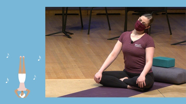 Yoga for Neck + Upper Back