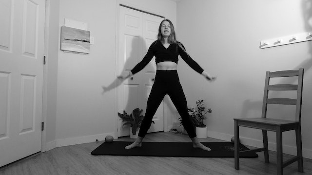 30 min gentle movement ~ HEART