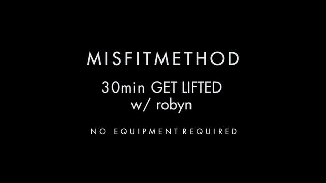 MISFITMETHOD -Get Lifted w/ Robyn-30 ...