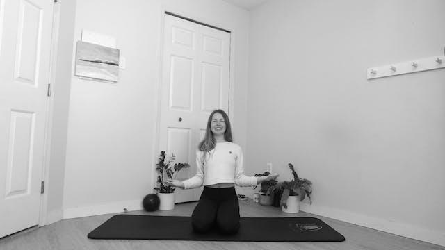 30 min gentle movement ~ STRENGTH