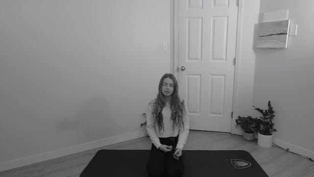8 min Grounding Meditation w/ Trilby