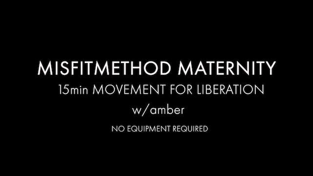 MISFITMATERNITY - Movement for Libera...