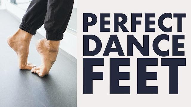 Perfect Dance Feet