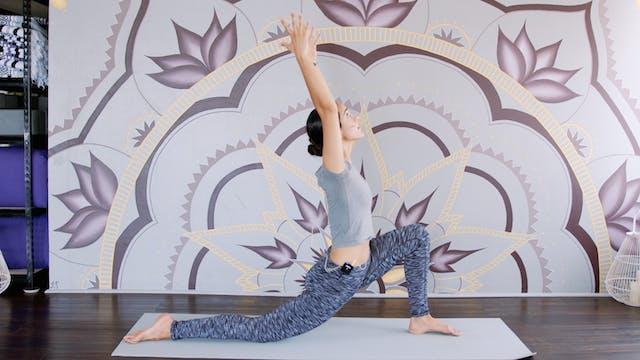 Day 20: Dynamic Stretching