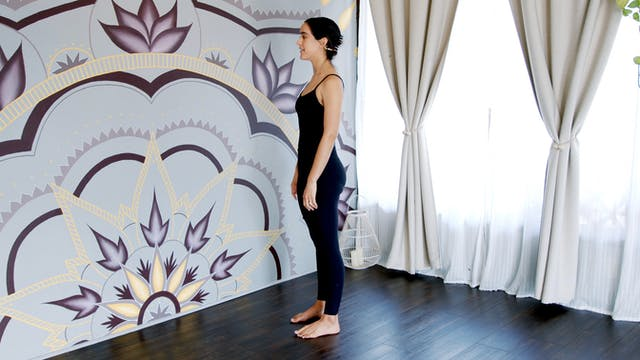 Dance Posture and Alignment