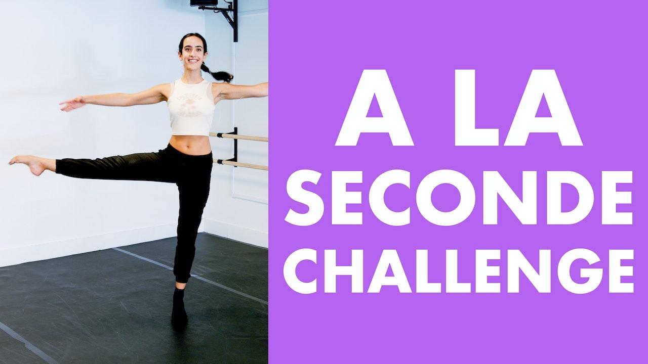 A La Seconde Challenge