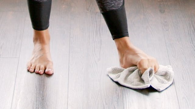 Toe Mobility and Strength