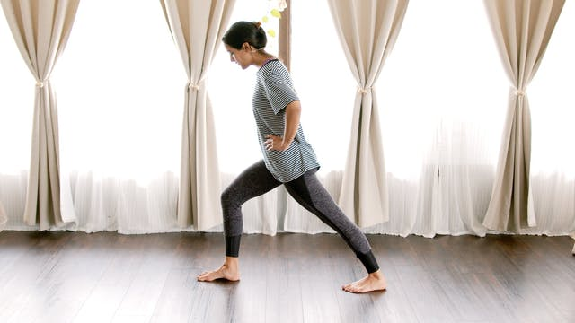 Balance and Ankle Strength