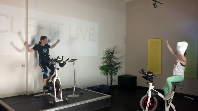 30 Minute Cardio Crush CycleFit with TheFit