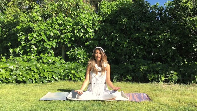 Kundalini for Creativity with Altared...