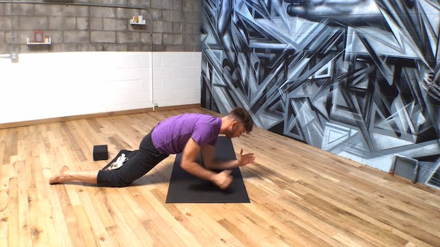 Hip Opening Pose Breakdown with The S...