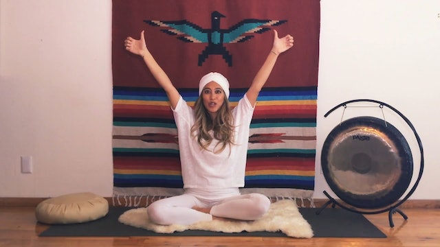 Kundalini to Energize and Align Your Spine with Altared Space