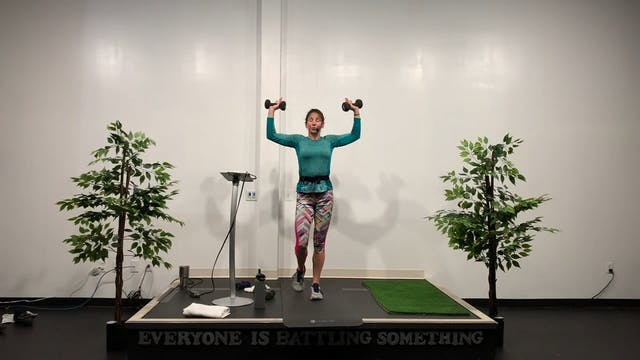 30 Minute BodyFit Using Light Weights...