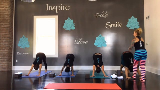 Get Moving Yoga Flow with Vanessa Van...