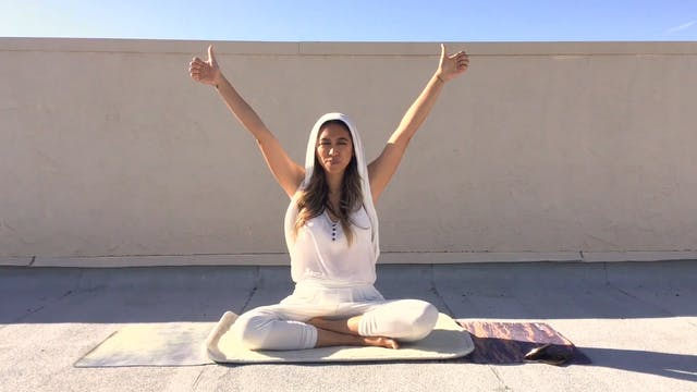 Kundalini Yoga Warm Up with Altared S...