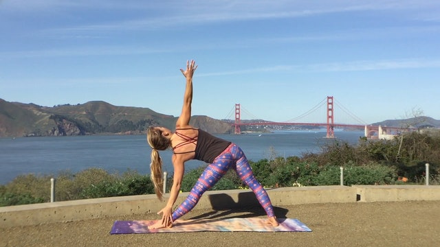 Meditative Yoga Flow with Lindsay McCarthy