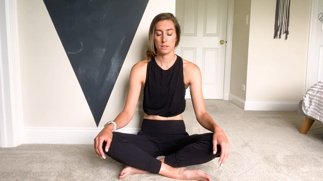 Day 1 of 30 Days of Yoga with Erin Murray