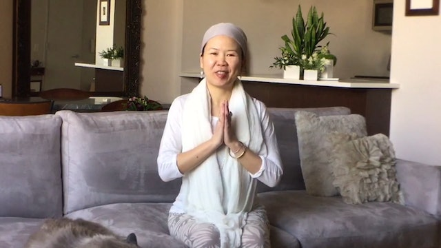 Kundalini Kriya to Conquer Pain with Modern Ritual NYC
