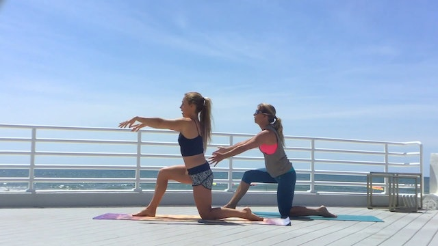 Yoga for Athletes with Lindsay McCarthy