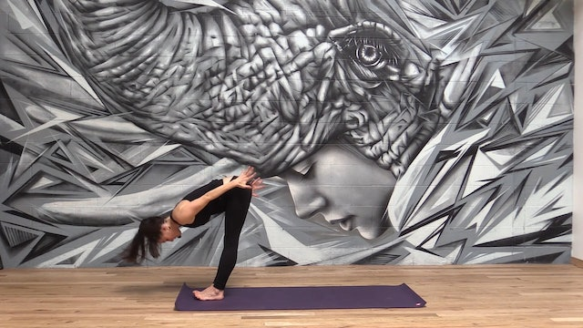 30 Minute Vinyasa Yoga Flow with The Springs LA