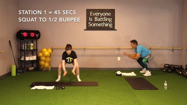 30 Minute BodyFit with TheFit
