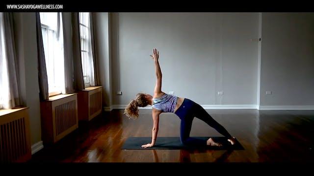 Standing Yoga Postures with Sasha Yog...